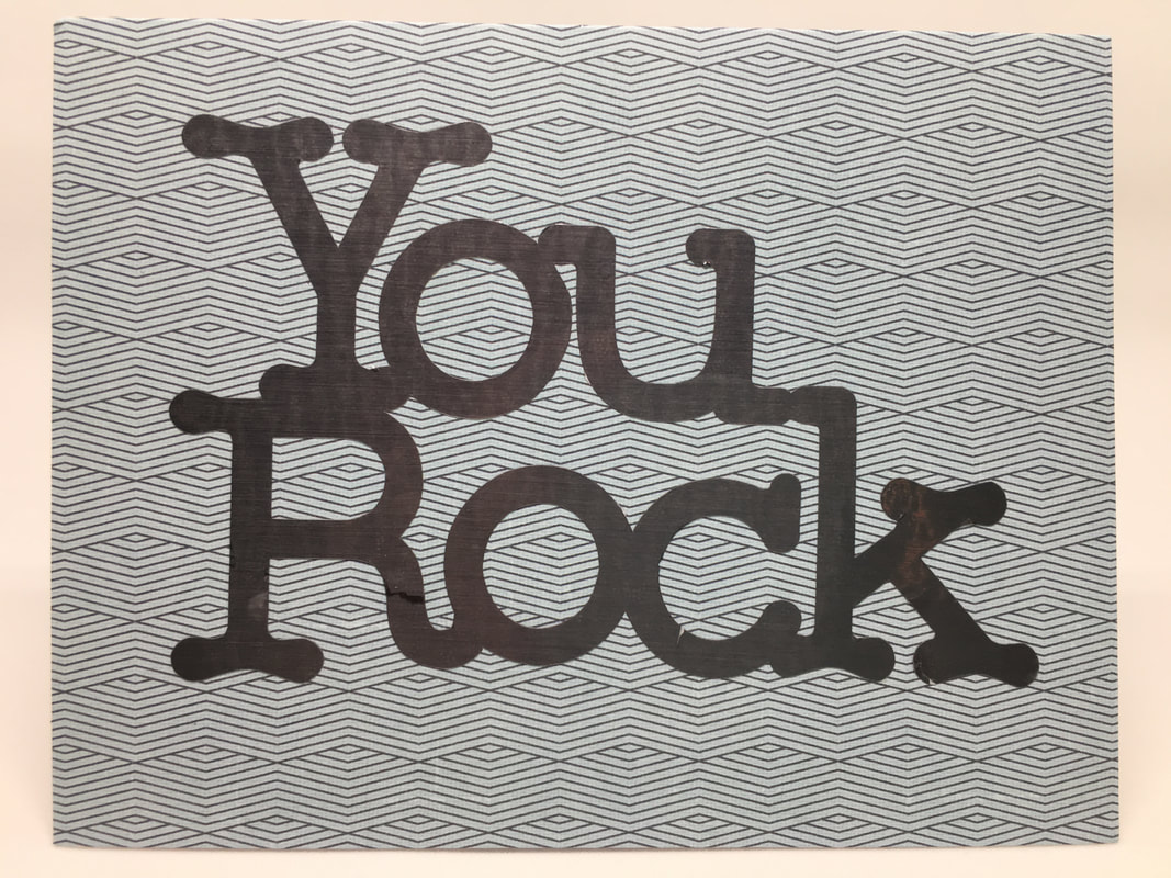 You Rock! by Pulp Creations MD