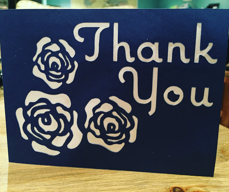 Thank You Card Collection by Pulp Creations MD