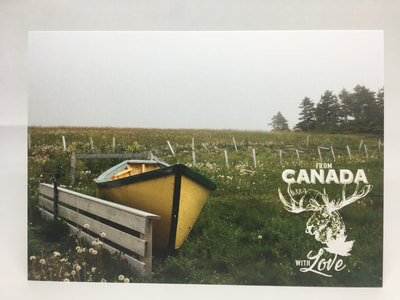Bell Island Card by Pulp Creations MD